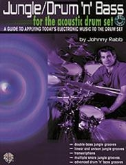 Jungle/Drum N Bass For Acoustic Drum Set