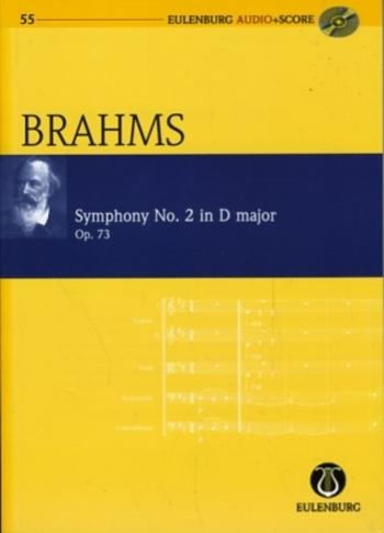 Symphony No.2: Miniature Score (Audio Series No 55)