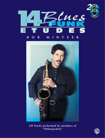 14 Blues and Funk  Etudes:  C Instruments: Book & CD