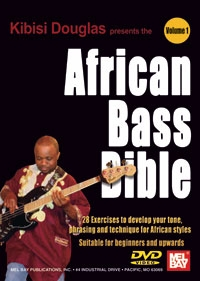 African Bass Bible: 28 Excerxiese: Vol 1