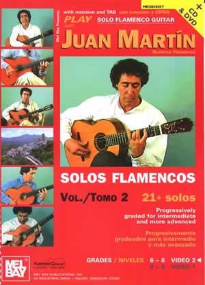 Juan Martin: Solos Flamencos: Vol 2