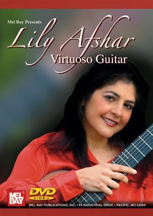 Lily Afshar: Virtuoso Guitar: DVD