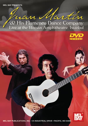 Martin (Juan )  & His Flamenco Dance Company: DVD