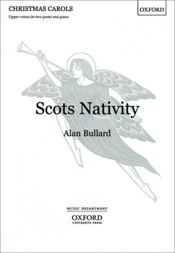 Scots Nativity: Vocal SATB