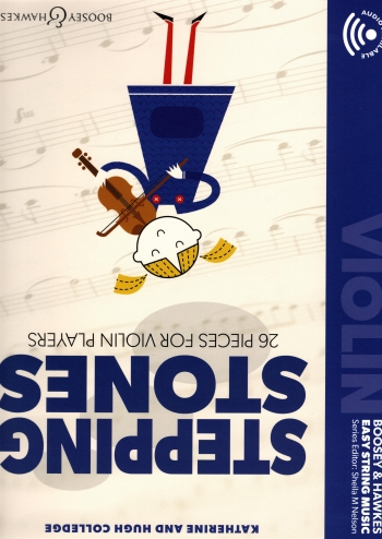 Stepping Stones: Violin Part Only: Part & CD