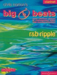 Big Beats: R and b Ripple: Clarinet: Book & CD