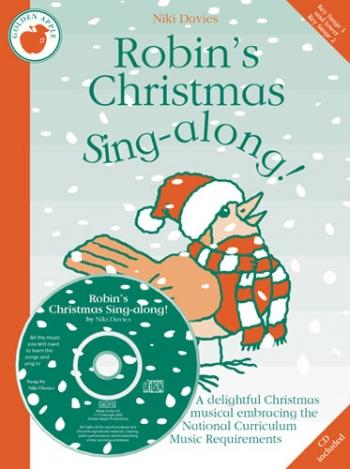 Robins Christmas Singalong Key Stage 1 and Lower 2 (Davies)