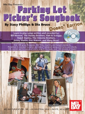 Parking Lot Pickers Songbook: Dobro Edtion: Guitar