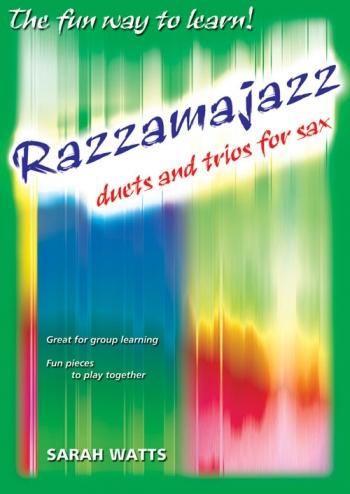 Razzamajazz Duets And Trios  Sax