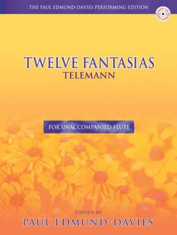 12 Fantasias: Flute Solo (Mayhew)