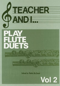 Teacher And I Play Flute Duets: Vol.2