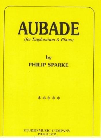 Aubade: Trombone: Bass Clef