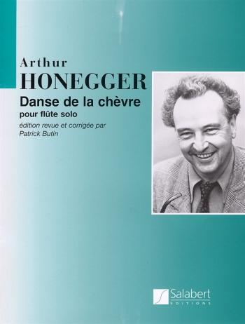 Danse De La Chevre: Flute Solo (Salabert)