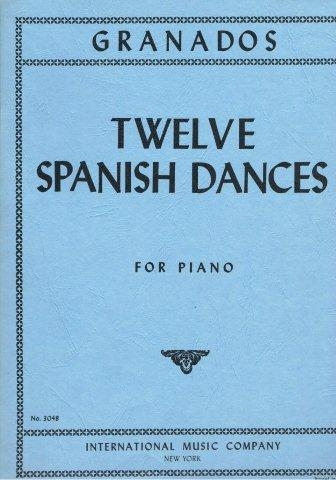 12 Spanish Dances Piano (International)