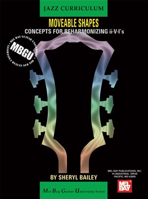 Movable Shapes: Concepts For Reharmonizing Ii-V-Is: Jazz Curriclum: MBGU