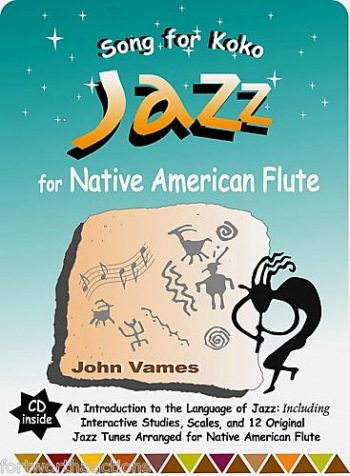 Songs For Koko Jazz For Native American: Flute