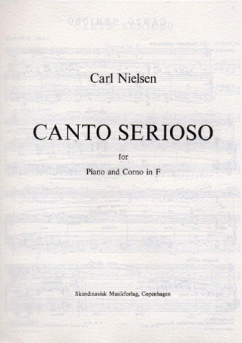 Canto Serioso: French Horn