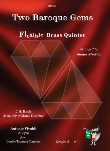 Two Baroque Gems: Flexible Brass Ensemble