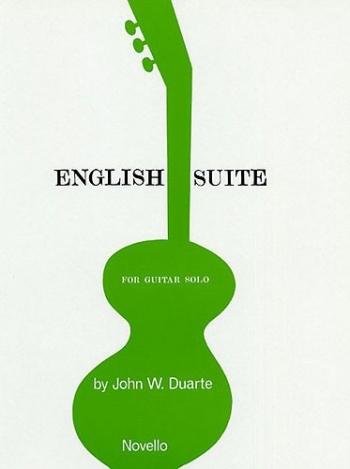 English Suite: Guitar