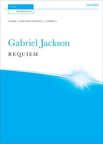 Requiem: Sacred : Satb With Divsions: A Cappella : Vocal