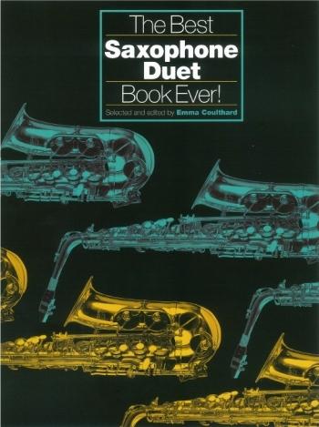 Best Saxophone Duet Book Ever