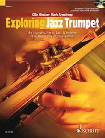 Exploring Jazz Trumpet: Introduction To Jazz Harmony Technique and Improvisation (Weston)