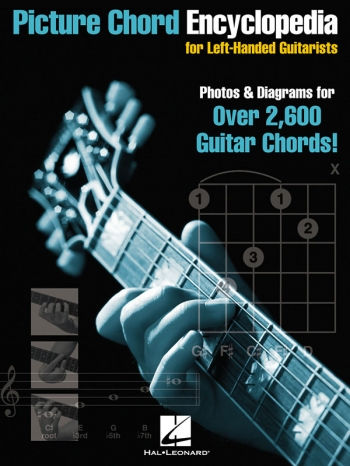 Picture Chord Encyclopedia: Left Hand Guitar