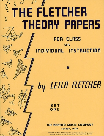 Fletcher Theory Papers: Set 1