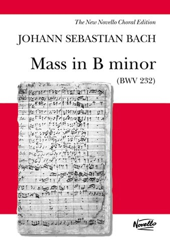 Mass In B Minor: Bwv232: Vocal Score (Jenkins)  (Novello)