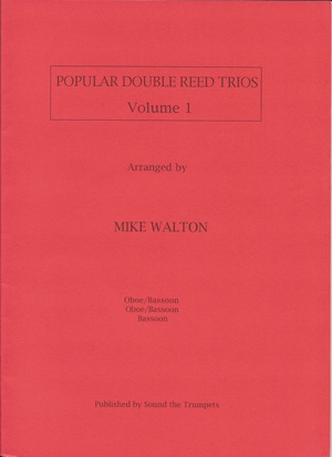Popular Double Reed Trios: 1: Oboe and Bassoon