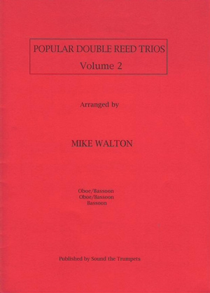 Popular Double Reed Trios: 2: Oboe and Bassoon: Book & CD