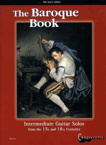Baroque Guitar Book: Intermediate: Guitar Solos (2111)