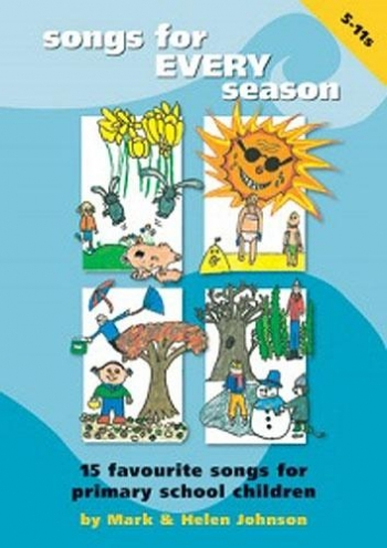 Songs For Every Season: Songbook: Ages 5-11 Book & Cd