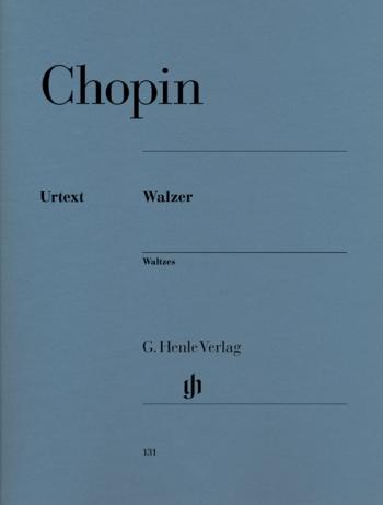 Waltzes: Piano  (Henle)