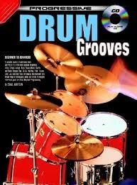 Progressive Drum Grooves: Book & CD