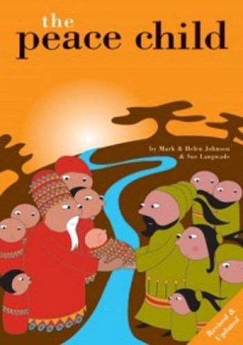 Peace Child: Nativity  Ages 7-11 Book & Cd