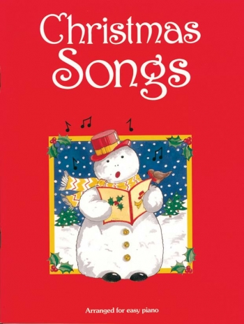Christmas Songs: Easy Piano