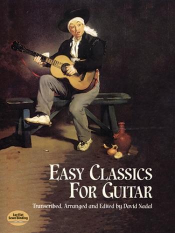 Easy Classics For Guitar