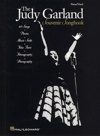 Judy Garland: Souvenir Songbook: Piano Vocal Guitar