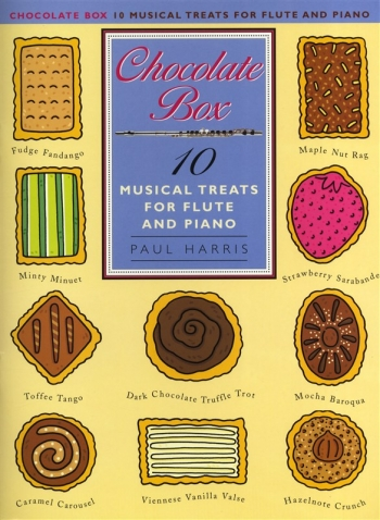 Chocolate Box: Flute & Piano (Paul Harris) (Novello)