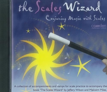 Scales Wizard: Cd Only (Miles  and Wilson)