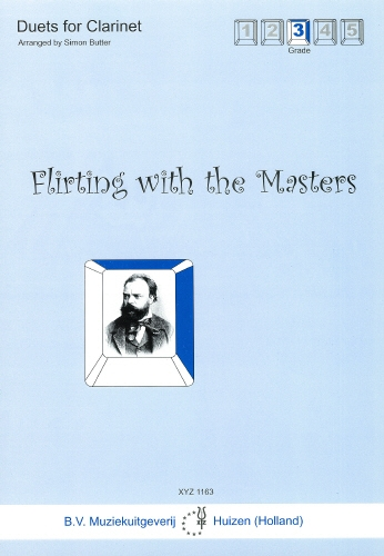 Flirting With The Masters: Clarinet Duet