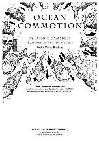 Ocean Commotion: Pupils Part