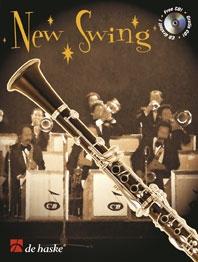 New Swing: Clarinet: Book & CD