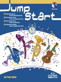 Jump Start: Trombone Or Baritone : Bass Clef Or Treble Clef
