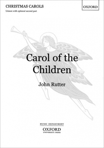 Carol Of The Children: Vocal: Unis0n With Optional Second Part