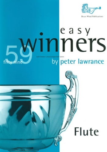 Easy Winners: Flute Part: Book Only (Lawrance)