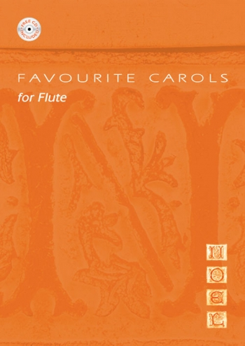 Favourite Carols For Flute: Bk&cd