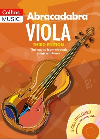 Abracadabra Viola: Book 1 Book & Cd  (A & C Black)