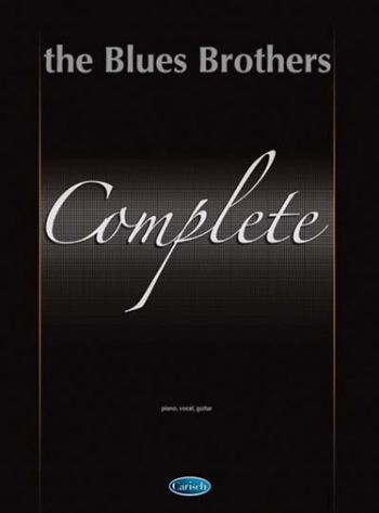 Blues Brothers Complete: Piano Vocal Guitar